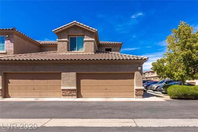 6765 Caporetto #204, North Las Vegas, NV 89084 (MLS #2194894) :: Billy OKeefe | Berkshire Hathaway HomeServices