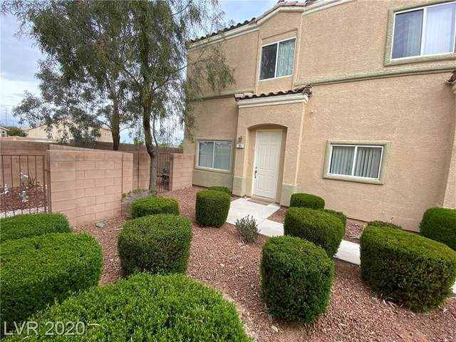 6329 Desert Leaf #101, North Las Vegas, NV 89081 (MLS #2194971) :: The Shear Team