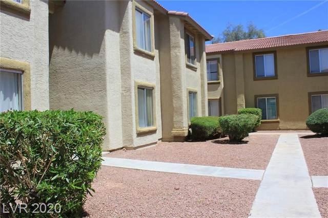 7300 Pirates Cove #1042, Las Vegas, NV 89145 (MLS #2195044) :: Billy OKeefe | Berkshire Hathaway HomeServices