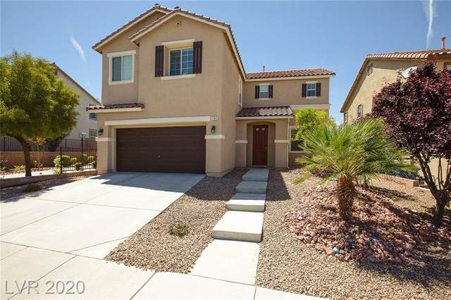 1143 Grove Park, Henderson, NV 89002 (MLS #2195100) :: Helen Riley Group | Simply Vegas