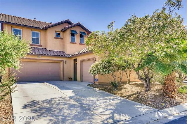 3373 Prow Court, North Las Vegas, NV 89031 (MLS #2195131) :: The Lindstrom Group