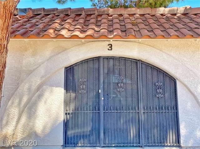 881 Mantis #3, Las Vegas, NV 89110 (MLS #2195146) :: Signature Real Estate Group