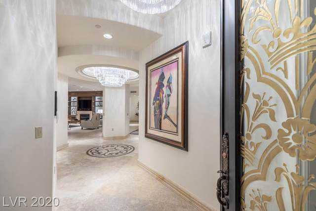 9101 Alta Drive #1703, Las Vegas, NV 89145 (MLS #2195235) :: Vestuto Realty Group