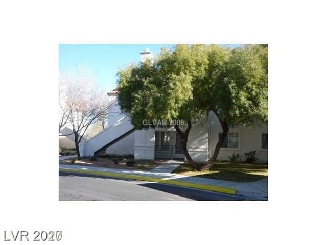 3450 Erva #133, Las Vegas, NV 89117 (MLS #2195270) :: The Shear Team