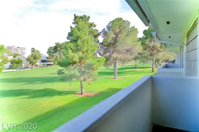 745 Oakmont #1010, Las Vegas, NV 89109 (MLS #2195435) :: Billy OKeefe | Berkshire Hathaway HomeServices