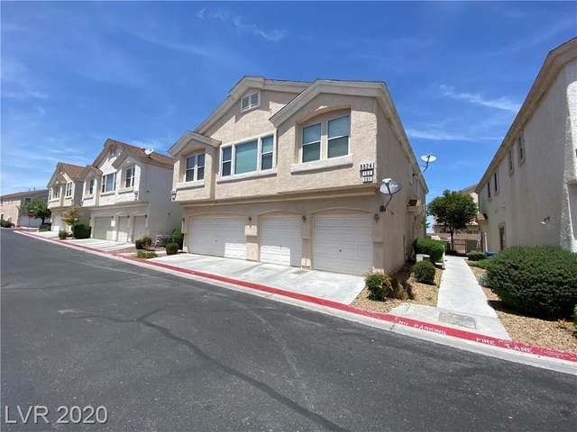 8824 Roping Rodeo #101, Las Vegas, NV 89178 (MLS #2195536) :: Helen Riley Group | Simply Vegas
