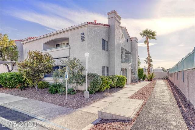 2725 Nellis Blvd. #1037, Las Vegas, NV 89121 (MLS #2195622) :: Helen Riley Group | Simply Vegas