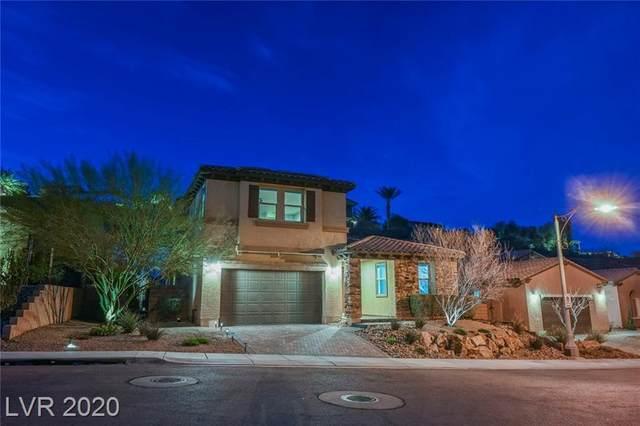 60 Rezzonico, Henderson, NV 89011 (MLS #2195734) :: Signature Real Estate Group