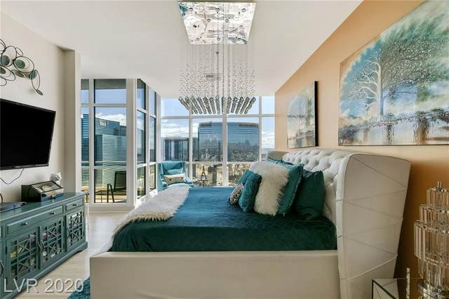 4525 Dean Martin Drive #3304, Las Vegas, NV 89103 (MLS #2195786) :: Hebert Group | Realty One Group