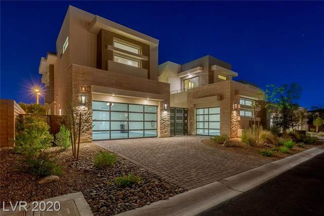 8 Garden Rain Drive, Las Vegas, NV 89135 (MLS #2195814) :: The Perna Group