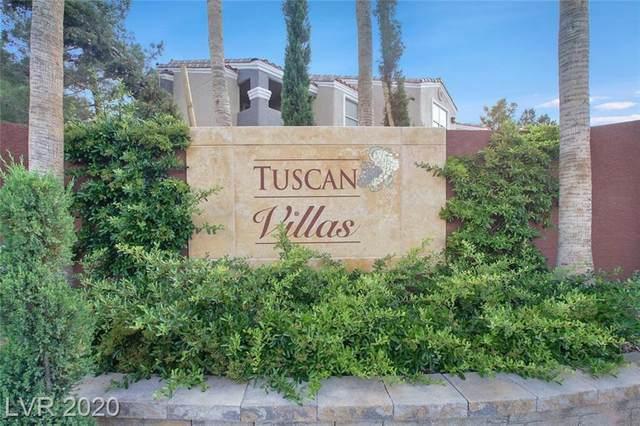 5055 Hacienda #2016, Las Vegas, NV 89118 (MLS #2195862) :: The Shear Team