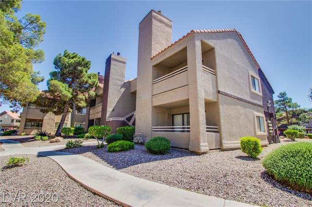 5064 Rainbow #205, Las Vegas, NV 89118 (MLS #2195951) :: Billy OKeefe | Berkshire Hathaway HomeServices