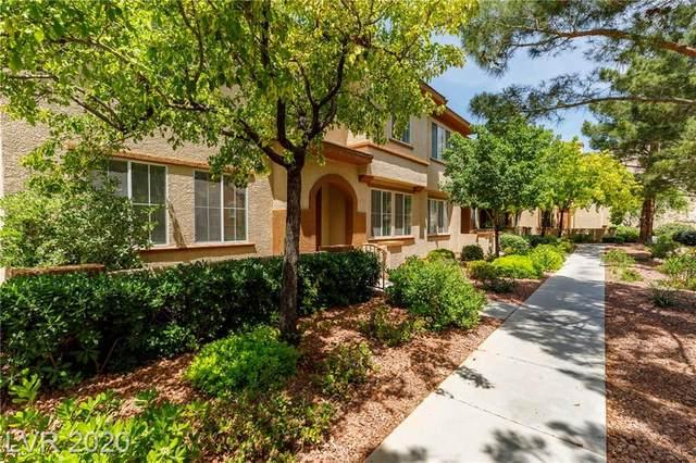 10180 Deerfield Beach #101, Las Vegas, NV 89129 (MLS #2196125) :: Billy OKeefe   Berkshire Hathaway HomeServices