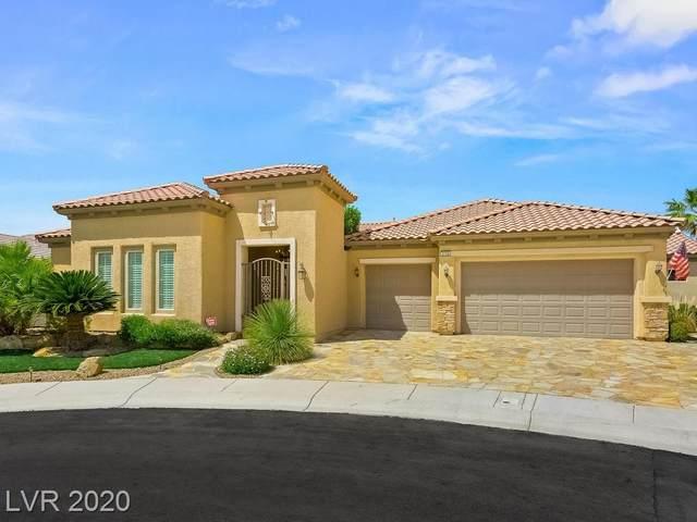 2156 Farmington Bay Court, Henderson, NV 89044 (MLS #2196143) :: Helen Riley Group | Simply Vegas