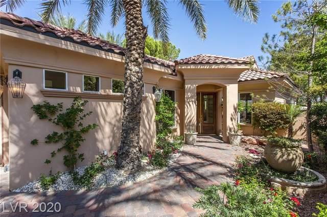 42 Via Paradiso, Henderson, NV 89011 (MLS #2196210) :: Signature Real Estate Group