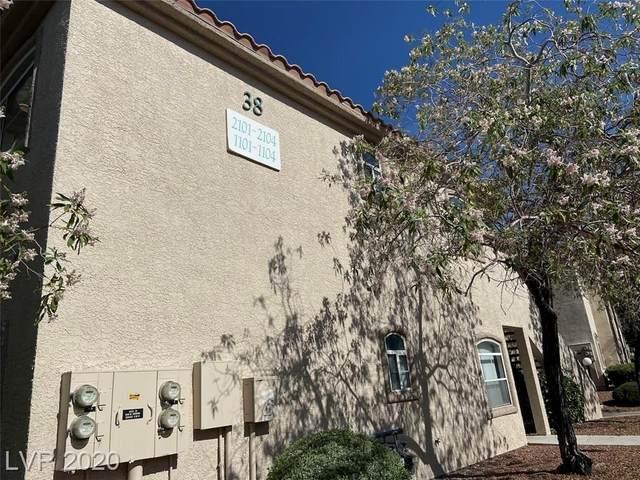 5415 Harmon #2102, Las Vegas, NV 89103 (MLS #2196236) :: Billy OKeefe | Berkshire Hathaway HomeServices