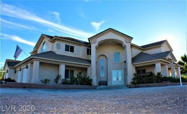 2091 Pinwheel, Overton, NV 89040 (MLS #2196244) :: Helen Riley Group | Simply Vegas