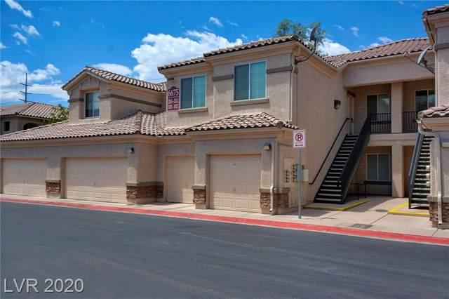 6675 Abruzzi #202, North Las Vegas, NV 89084 (MLS #2196279) :: Hebert Group | Realty One Group