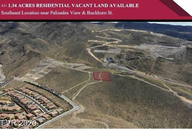 Palisades View Drive, Henderson, NV 89012 (MLS #2196292) :: Performance Realty