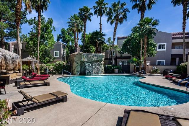 5250 S Rainbow #2158, Las Vegas, NV 89118 (MLS #2196294) :: The Shear Team