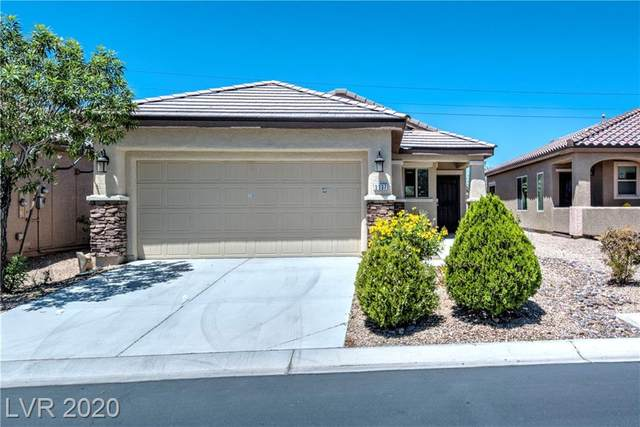 3337 Hackney Horse, Las Vegas, NV 89122 (MLS #2196408) :: Billy OKeefe | Berkshire Hathaway HomeServices