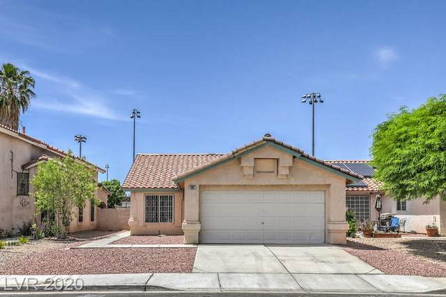 585 Old West Court, Las Vegas, NV 89110 (MLS #2196451) :: Signature Real Estate Group