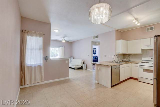 5751 Hacienda #114, Las Vegas, NV 89122 (MLS #2196524) :: Signature Real Estate Group
