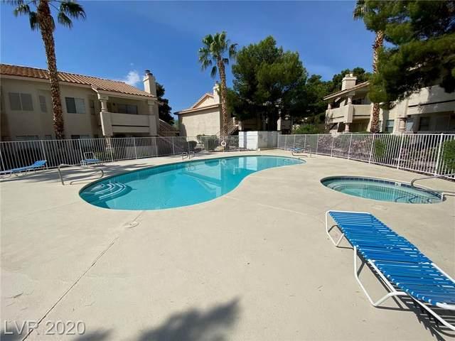 913 Boulder Springs #101, Las Vegas, NV 89128 (MLS #2196533) :: The Lindstrom Group