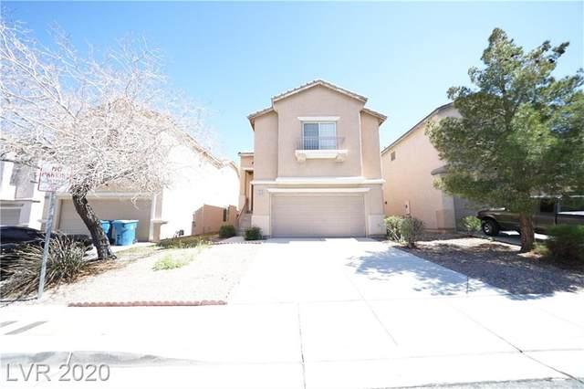 7010 Salt Marsh Court, Las Vegas, NV 89148 (MLS #2196564) :: Signature Real Estate Group