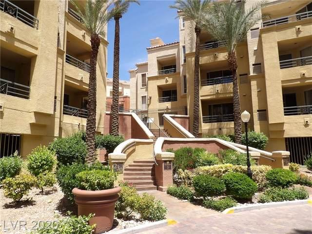 230 Flamingo #124, Las Vegas, NV 89169 (MLS #2196617) :: Billy OKeefe | Berkshire Hathaway HomeServices