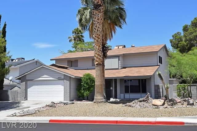 1457 Sorrel, Boulder City, NV 89005 (MLS #2196730) :: Signature Real Estate Group