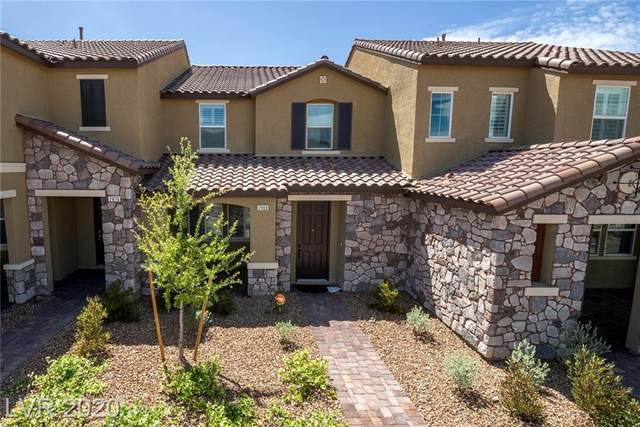 2868 Alenga, Henderson, NV 89044 (MLS #2196735) :: The Shear Team