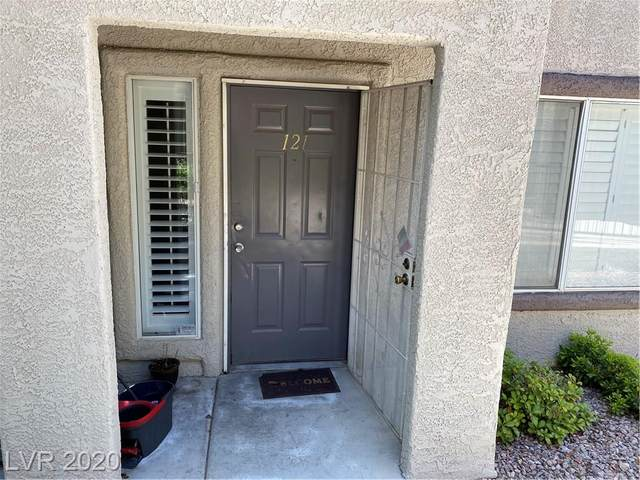 4955 Lindell #121, Las Vegas, NV 89118 (MLS #2196757) :: Helen Riley Group   Simply Vegas