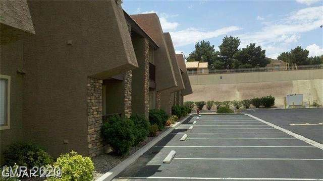 5440 River Glen Drive #389, Las Vegas, NV 89103 (MLS #2196758) :: Billy OKeefe | Berkshire Hathaway HomeServices