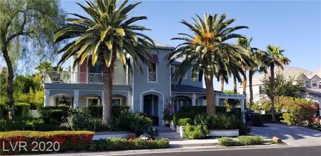 7230 Shenandoah Springs, Las Vegas, NV 89131 (MLS #2196784) :: Signature Real Estate Group
