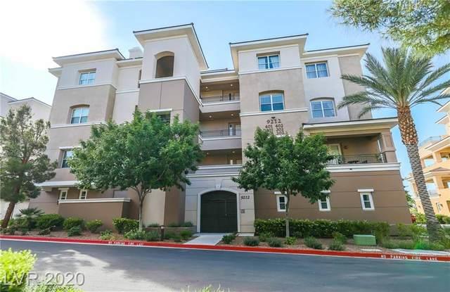 9212 Tesoras Drive #302, Las Vegas, NV 89144 (MLS #2197222) :: Hebert Group | Realty One Group