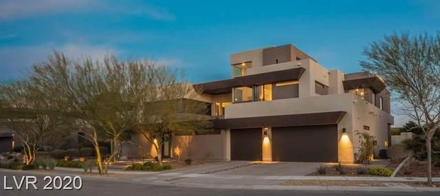 2794 La Bella Court, Henderson, NV 89052 (MLS #2197236) :: Signature Real Estate Group