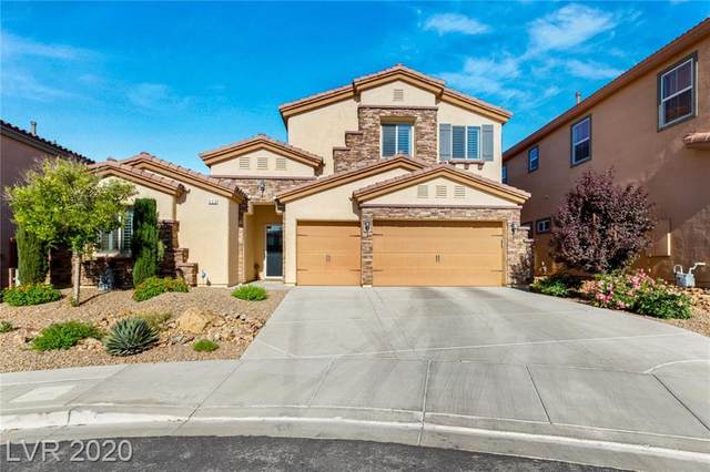 320 Goldstar Street, Henderson, NV 89012 (MLS #2197238) :: Helen Riley Group | Simply Vegas