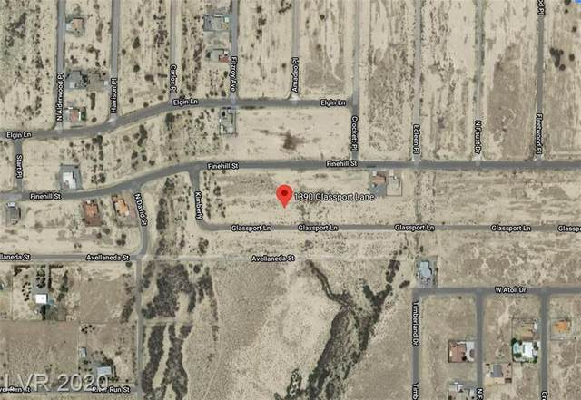 1390 Glassport, Pahrump, NV 89060 (MLS #2197305) :: The Lindstrom Group