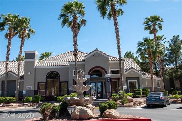 5055 Hacienda #1182, Las Vegas, NV 89118 (MLS #2197333) :: The Shear Team
