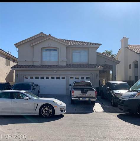 9338 Chateau St Jean Drive, Las Vegas, NV 89123 (MLS #2197342) :: The Perna Group