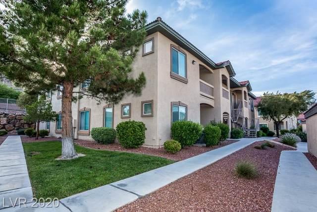 3325 Cactus Shadow Street #202, Las Vegas, NV 89129 (MLS #2197517) :: Helen Riley Group | Simply Vegas