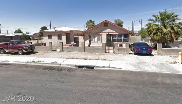 602 W Mcwilliams Avenue, Las Vegas, NV 89106 (MLS #2197559) :: Performance Realty