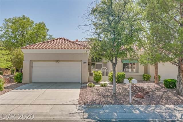 2417 Desert Butte Drive, Las Vegas, NV 89134 (MLS #2197575) :: Signature Real Estate Group