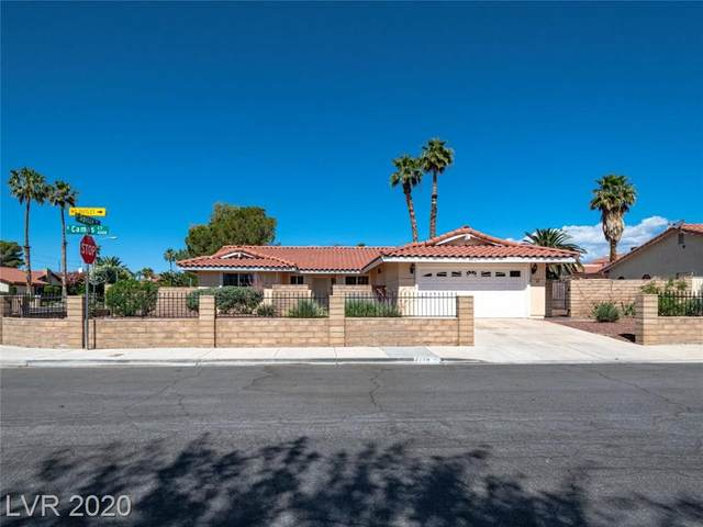 4019 Camas, Las Vegas, NV 89103 (MLS #2197649) :: Signature Real Estate Group