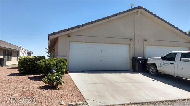 2521 E Ambush Street B, Pahrump, NV 89048 (MLS #2197797) :: Helen Riley Group | Simply Vegas