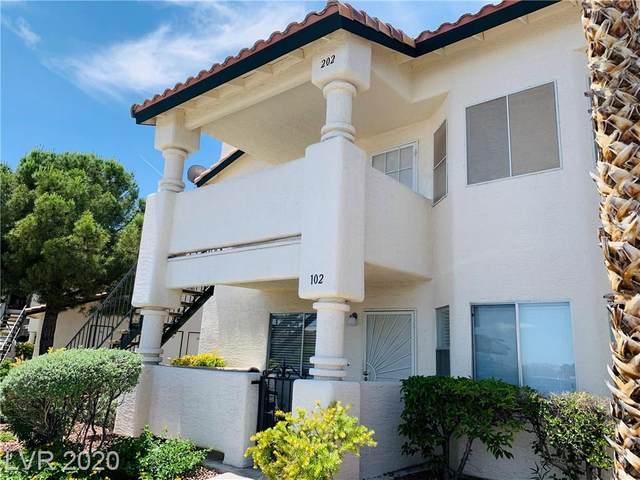 1409 Cedar Rock #202, Las Vegas, NV 89128 (MLS #2197860) :: Billy OKeefe   Berkshire Hathaway HomeServices