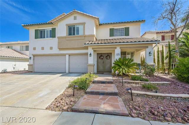 1279 Dove Tree, Henderson, NV 89014 (MLS #2197897) :: Helen Riley Group | Simply Vegas