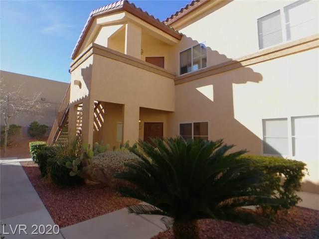8501 University Avenue #1012, Las Vegas, NV 89147 (MLS #2197975) :: Helen Riley Group | Simply Vegas