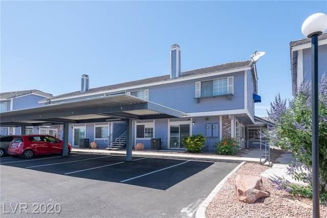 5345 Rod #103, Las Vegas, NV 89122 (MLS #2198002) :: The Shear Team